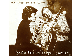 WEST,HEDY & CLIFTON,BILL - Getting Folk Out Of The Country - (CD)