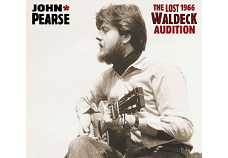 John Pearse - The Lost 1966 Waldeck Audition - (CD)