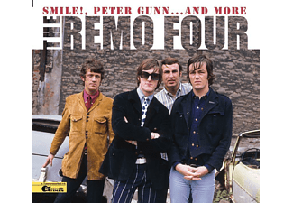 Remo Four - Smile! Peter Gunn...And More - (CD)
