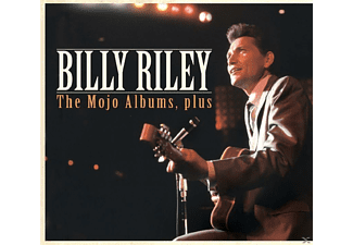 Billy Lee Riley - The Mojo Albums, Plus - (CD)