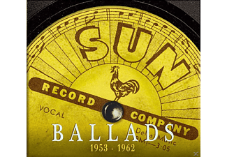 VARIOUS - Sun Ballads, Vol.1 (1953-1957) - (CD)