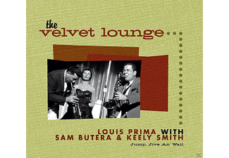 Prima,Louis with Butera,Sam & Smith,Keely - Jump, Jive An' Wail-The Velvet Lounge - (CD)