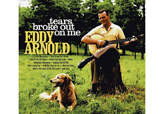 Eddy Arnold - Tears Broke Out On Me - (CD)