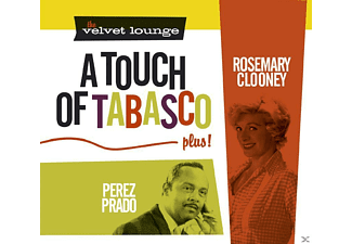 Prado, Perez / Clooney, Rosemary - A Touch Of Tabasco, Plus-The Velvet Lounge - (CD)