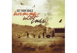 Set Your Goals - Burning At Both Ends - (Vinyl)