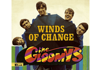 Gloomys - Winds Of Change - (CD)