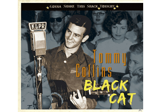Tommy Collins - Black Cat/Gonna Shake This Shack Tonight - (CD)