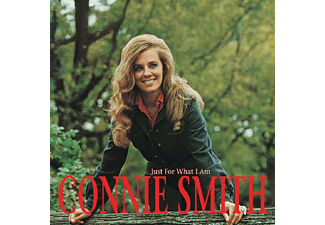 Connie Smith - Just For What I Am - (CD)