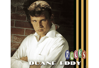 Duane Eddy - Rocks - (CD)