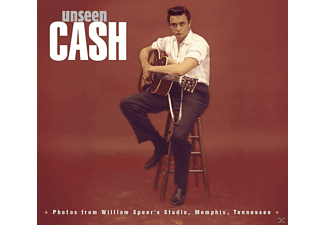 Johnny Cash - Unseen Cash - Photos From William Speer's Studio, Memphis, Tennessee (Digipak) (CD)