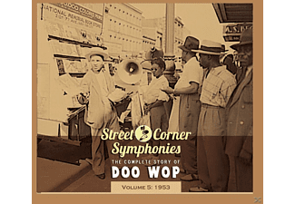 VARIOUS - Street Corner Symphonies Vol.5 1953 - (CD)