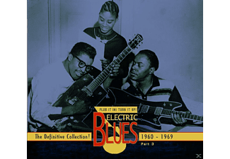 VARIOUS - Plug It In! Turn It Up! Electric  Blues-Part 3 - (CD)