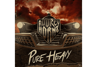 Audrey Horne - Pure Heavy (Ltd.First Edt.) - (CD)