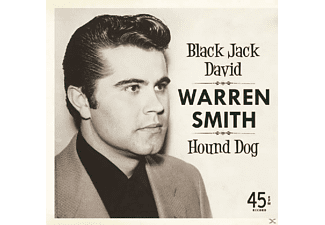 Warren Smith - Black Jack David/Hound Dog 45rpm - (Vinyl)