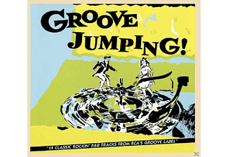 VARIOUS - Groove Jumping! - (CD)