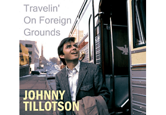 Johnny Tillotson - Travelin' On Foreign Grounds - (CD)