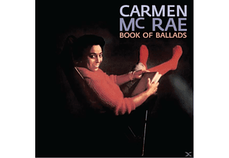 Carmen McRae - Book Of Ballads [CD]