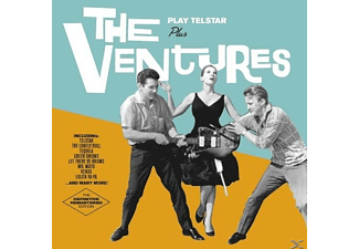 The Ventures - Play Telstar/Going to the Ventures Dance Party (CD)