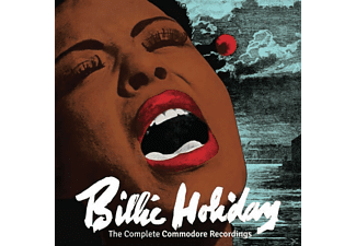 Billie Holiday - The Complete Commodore Recordings (CD)