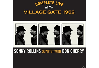 Sonny Rollins, Don Cherry - Complete Live At The Village Gate 1962 - (CD)