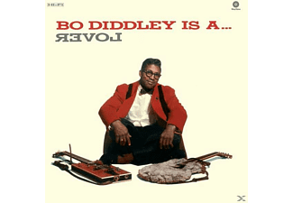 Bo Diddley - Is A Lover+2 Bonus Tracks (Ltd.Edt 180g) - (Vinyl)