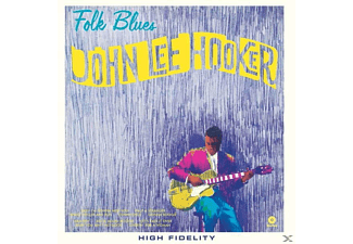 John Lee Hooker - Folk Blues+2 Bonus Tracks (Ltd.Edt 180g) - (Vinyl)