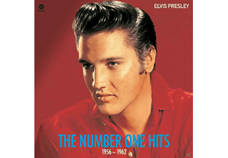 Elvis Presley - The Number One Hits 1956-1962 (Ltd.Edt 180g Vin - (Vinyl)