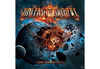 Unleash The Archers - Time Stands Still [CD]