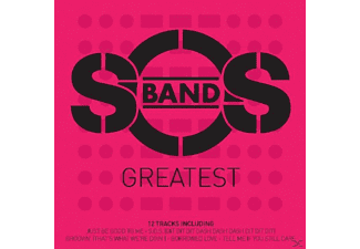 Sos Band - Greatest - (CD)