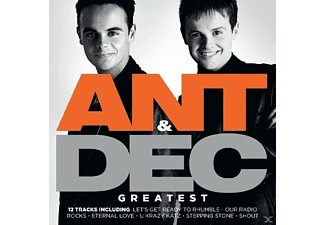 Ant & Dec - Greatest [CD]