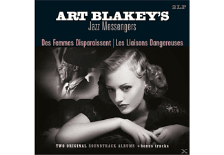 Art Blakey and the Jazz Messengers - Des Femmes Dispraissent/Les Liaso - (Vinyl)