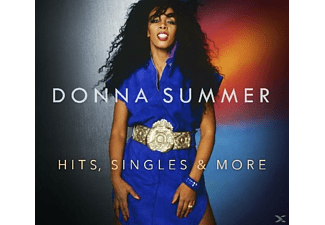 Donna Summer - Hits, Singles & More [CD]