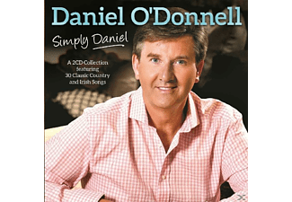 Daniel O'Donnell - Simply Daniel [CD]