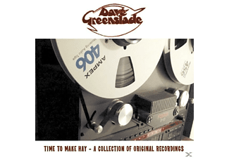 Dave Greenslade - Time To Make Hay-A Collection Recordings - (CD)