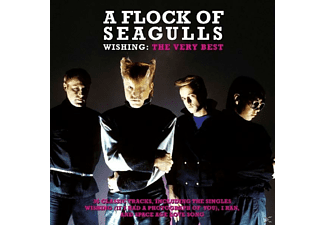 A Flock Of Seagulls - Wishing-Very Best Of - (CD)