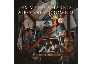 Emmylou Harris & Rodney Crowell - The Traveling Kind - (CD)
