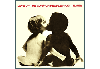 Nicky Thomas - Love Of The Common People [CD]