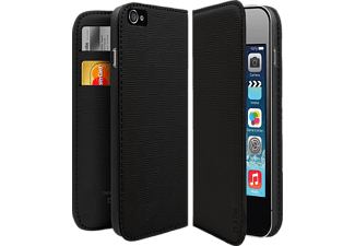 SBS MOBILE Bookstyle Case - iPhone 4/4S (Svart)