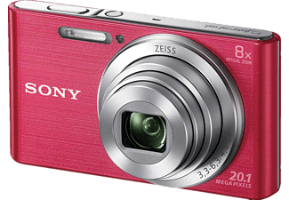 SONY Cyber-shot DSC-W830 Rose