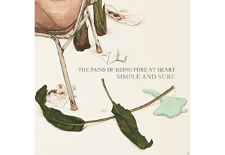 The Pains Of Being Pure At Heart - Simple & Sure - (Vinyl)