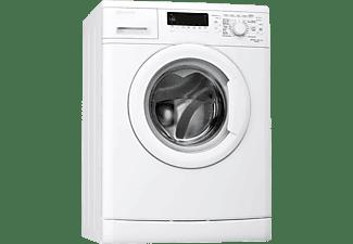 BAUKNECHT WAK 83, 8 kg Waschmaschine, Frontlader, 1400 U/Min, A+++, Weiß