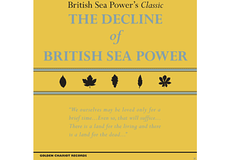 British Sea Power - The Decline Of British Sea Power - (CD)