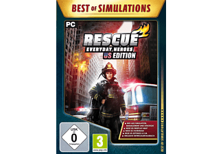 Rescue - Everyday Heroes (US Edition) - PC