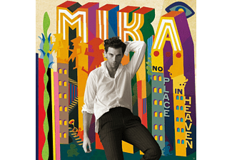 Mika - No Place In Heaven - (CD)