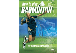 How To Play Badminton - (DVD)