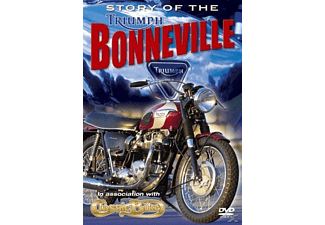 Story of the Triumph Bonneville [DVD]