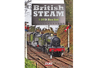 British Steam [DVD]