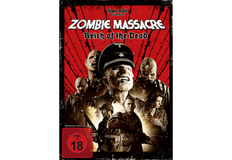 Zombie Massacre-Reich of the Death [DVD]