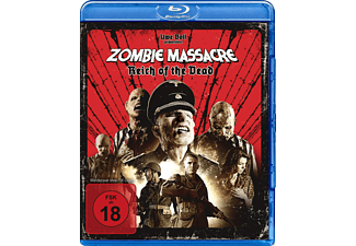 Zombie Massacre-Reich of the Death [Blu-ray]