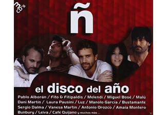 VARIOUS - N, Los Exitos Del Ano 2014 [CD]